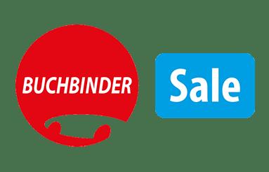Buchbinder Sale Logo