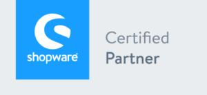 Zertifizierter Partner von Shopware