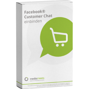 Facebook Customer Chat Shopware Plugin